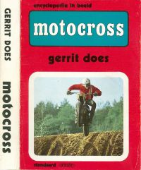 09 Book on physical and mental training for Moto-cross Over 7500 copies sold since 1976