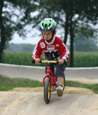 02 Mika on the BMX track August 2009