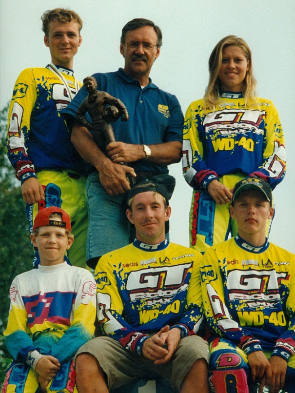 1994 GT Euro World Champ trade teams 1994