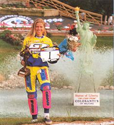 1994 GT EURO TEAM Corine Dorland World Champion