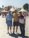 1999_fltr_Bernie_Anderson_-_owner_ABA_Gerrit_Does_-_univofbmx_and_Bob_Wright_PA_ECKO_at_1999_WC_France