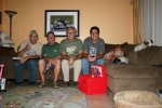 2011_Bill_Prince_Greg_Esser_GD_and_Jeff_Devido_at_Gregs_house_IMG_3246