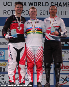 Podium  Elite  Men