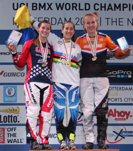 2014,  Podium Elite Women
