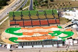 x d 2016 olympic bmx track ready to race on 4826 n