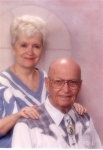 Marcia and George E.Esser, picture taken in 2004
