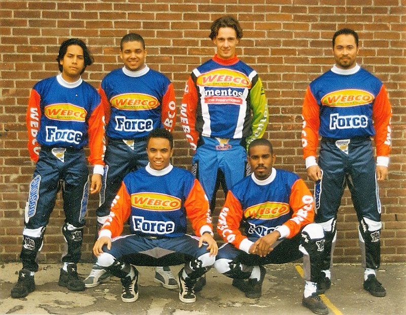 1997 Webco FMF Force Team Curacao scannen005396