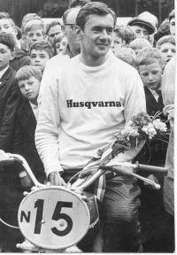 06 Winning a 250 cc National in Someren - Holland on Husqvarna