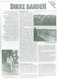 11 Article on development in ATB-MTB racing in Holland 1988-1989 initiated by GD