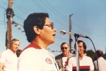 1982__Founder_member_of__I_BMX_F__Tadashi_Inoue_addressing_the_crowd_at_the__I_BMX_F__Worlds_in_Dayton_Ohio