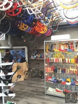 5. just some bmx stuff at the store 012 2